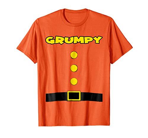 Dwarf Grumpy Costumes - Grumpy Dwarf Halloween Costume Grumpy Dwarf