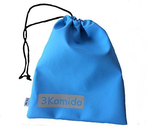 pantalones para de transporte con waddlers cangrejo pesca combinaci bolsa de cofre ni o Waders un 3kamido EYxq0w