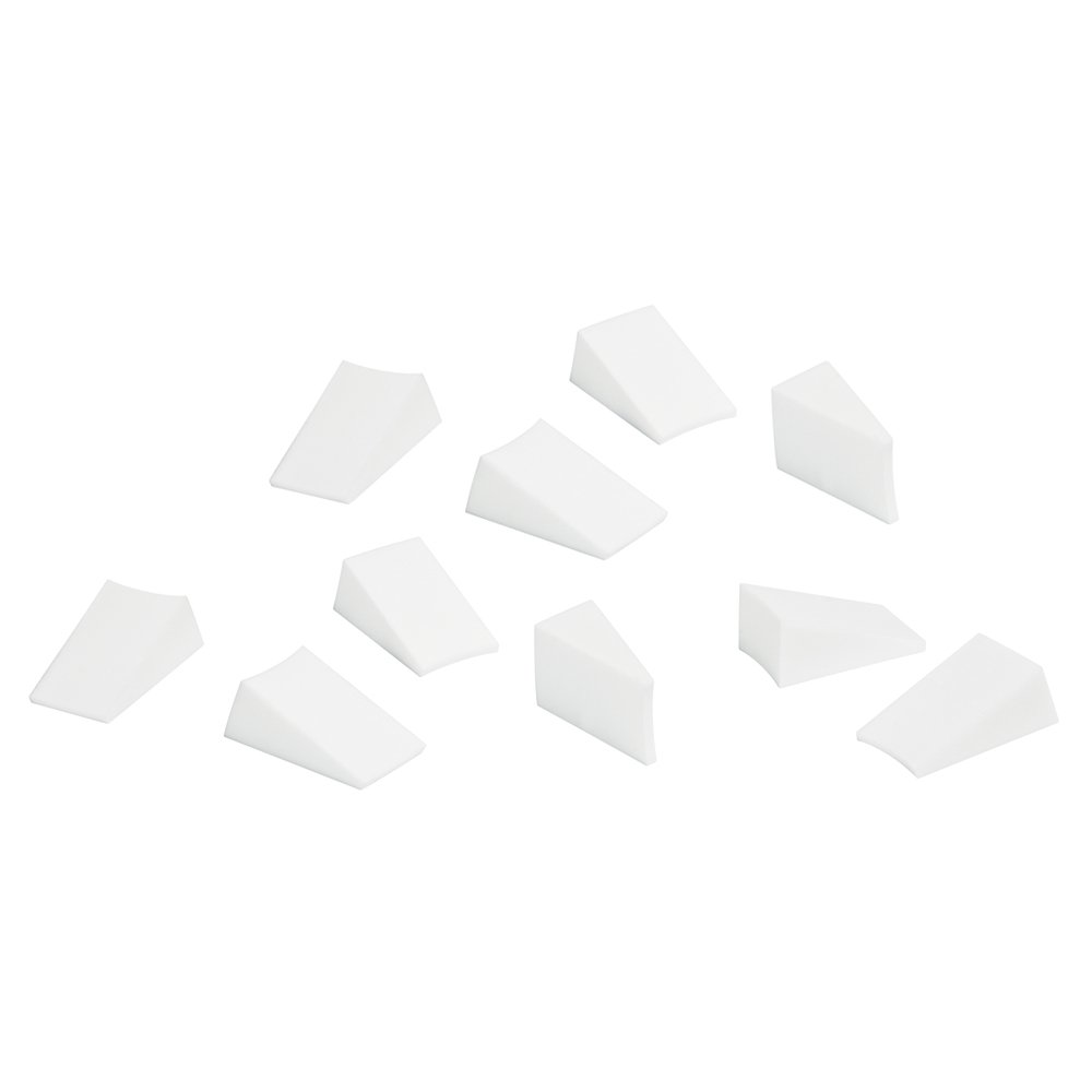 Makeup Sponge Mini Applicator Wedges (100 Count)