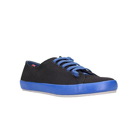 Camper Hombre Negro Rambla Zapatillas Peu Vulcanizado Sneakers rxw1A0HrqF