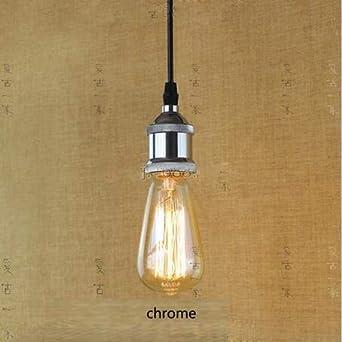 Retro Vintage 40w Edison Ampoule Lustre E27 220v Lampe Industrielle