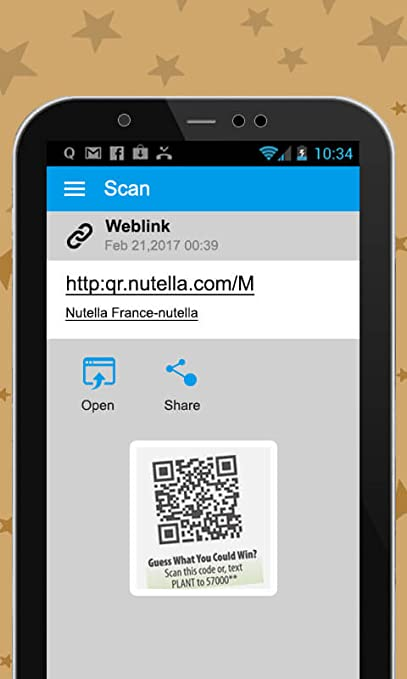 Amazon com: QR & Barcode Scanner Generator: Appstore for Android
