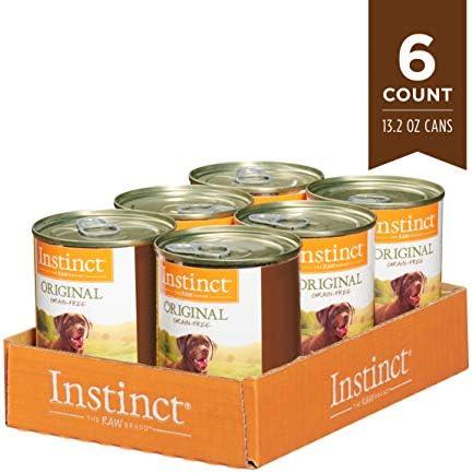 Instinct Original Lata Receta de Pollo de 13.2 oz (6 pack) para Perros 7