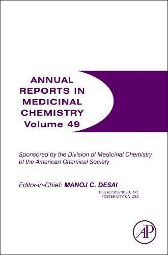 Annual Reports in Medicinal Chemistry, Volume 49