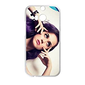 DAZHAHUI Beautiful Katy Perry Design Personalized Fashion High Quality Phone Case For HTC M8