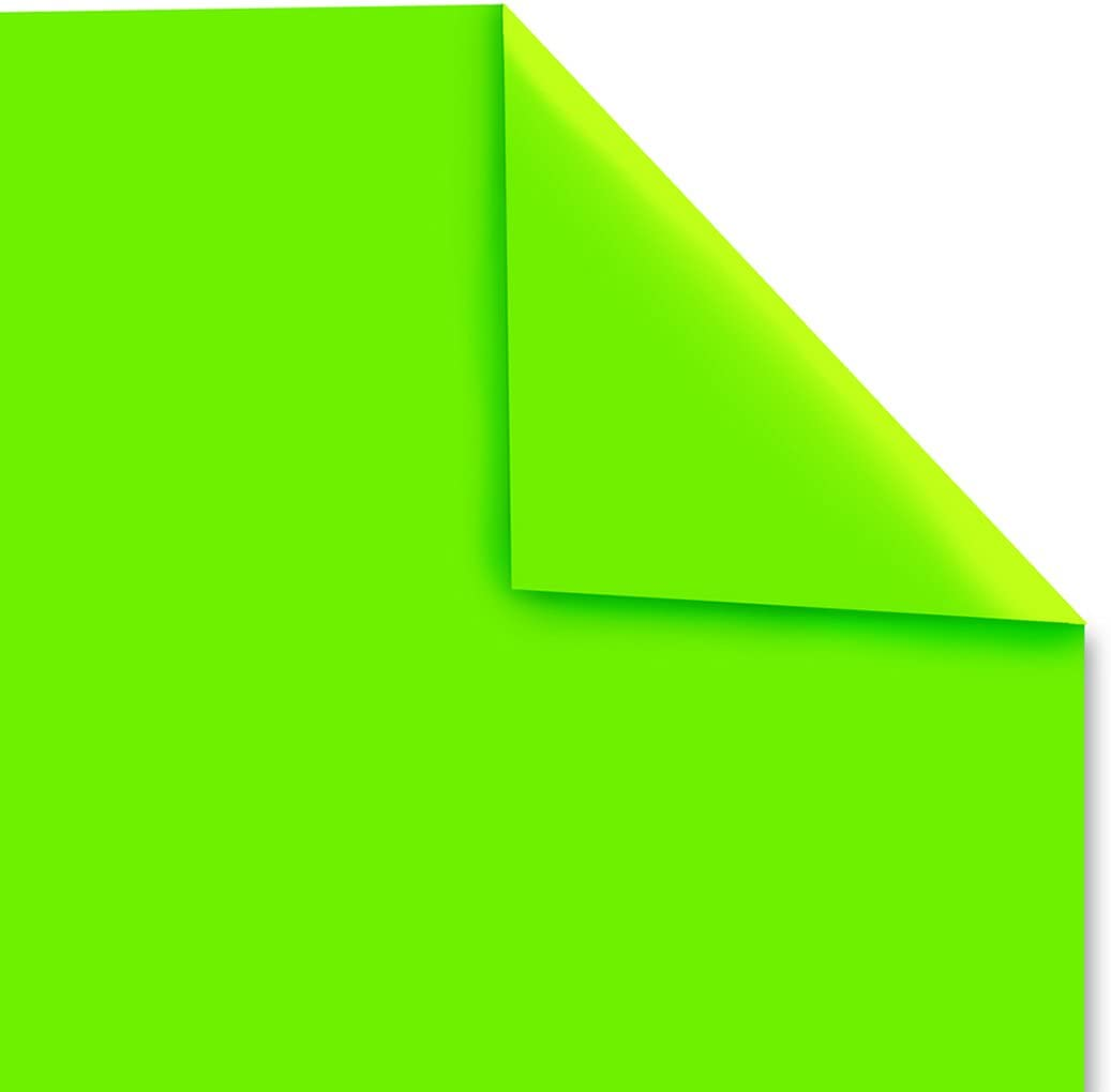 Hygloss Products Fluorescent Poster Board - 25 Neon Colored Poster Board Sheets - 22 x 28 Inches, Assorted Colors: Arts, Crafts & Sewing