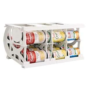 Amazon Com Shelf Reliance 16552 Cansolidator Pantry Food