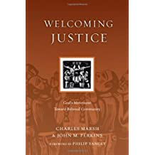 Welcoming Justice: God's Movement Toward Beloved Community (Resources for Reconciliation)