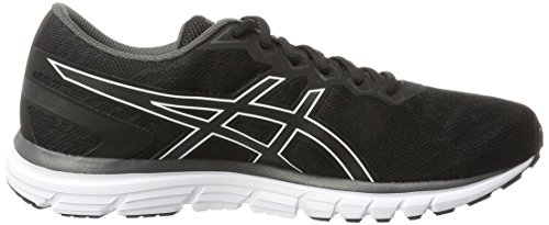 Entrainement Noir Black Asics 5 Chaussures de Gel Running Homme Black Zaraca wYAHZ