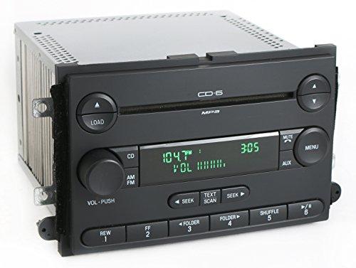 ford 6 disc cd changer - 5