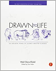 Drawn to Life: 20 Golden Years of Disney Master Classes: The Walt Stanchfield Lectures - Volume 2 by Stanchfield, Walt (2009) Paperback