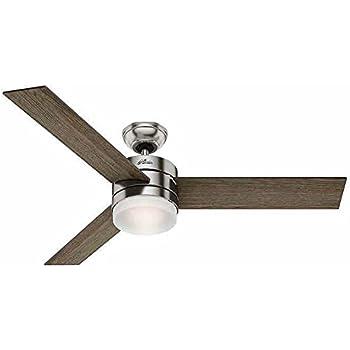 Hunter exeter ceiling fan with 9 watt dimmable led bulbs and hunter exeter ceiling fan with 9 watt dimmable led bulbs and handheld remote whisperwind motor aloadofball Choice Image