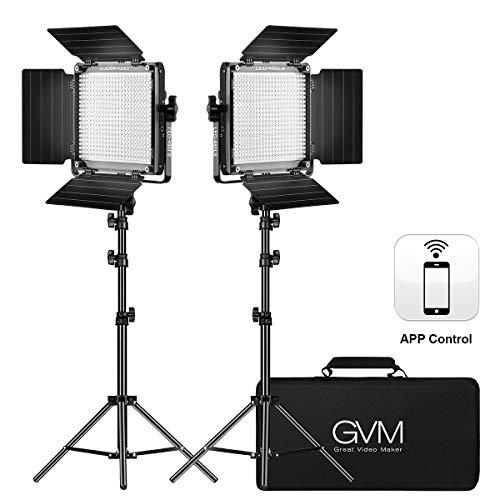 GVM 2 Pack LED
