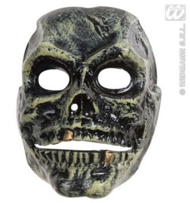 Moveable Jaw Skull Mask ()