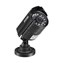 Image of the product ZOSI 720P HD 1280TVL that is listed on the catalogue brand of ZOSI.