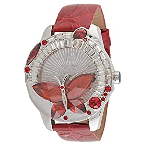 Blade Women's Analog Leather Watch - 15-3260L-SR