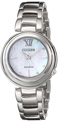 Citizen Eco-Drive Women's EM0330-55D Citizen L Sunrise Analo