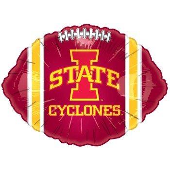 Iowa State Football 17