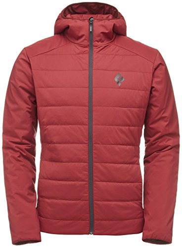 Black Diamond First Light Hoody - Men's Red Oxide Medium