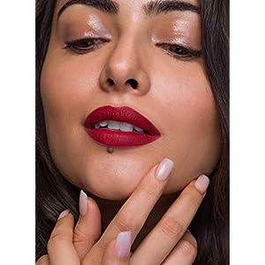 SUGAR Cosmetics Nothing Else Matter Longwear Lipstick – 16 Cloud Wine (Burgundy, Red Berry)