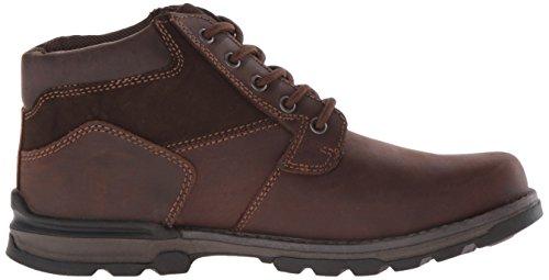 Nunn Bush Mens Park Faller Chukka Boots Brown