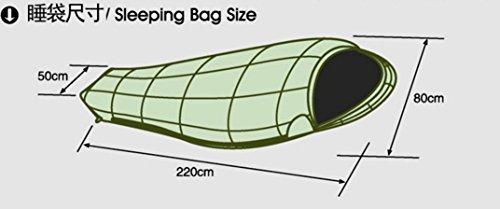 Adult Sleeping bag/Winter outdoor thick down sleeping bag ...