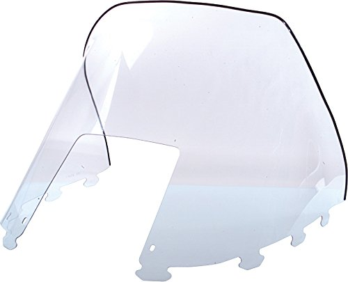 (Arctic Cat Windshield Panther 550 1999-2000 Std. 18 Smoke Snowmobile Part# 40-1172 OEM# 1606-066)