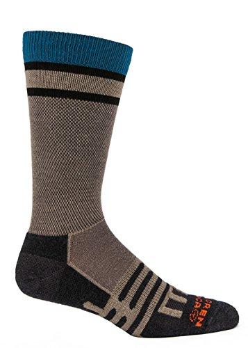 Dahlgren MultiPass Light Socks, Earth, Large