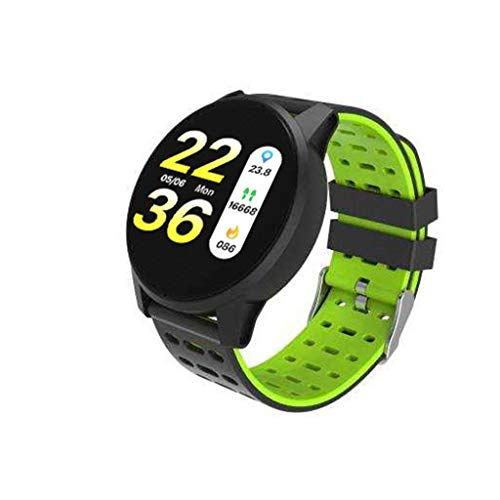 Tonsee Sport Smart Watch,IP67 Waterproof Multi Watch with One-Button Measurement, Heart Rate Blood Pressure Monitor,Eco-Friendly Watch