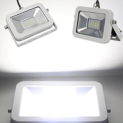 eSavebulbs 20W Outdoor LED Flood Lights 6000k Daylight White Security Light,Waterproof floodlight lamp 160W~200W Halogen Bulb Equivalent
