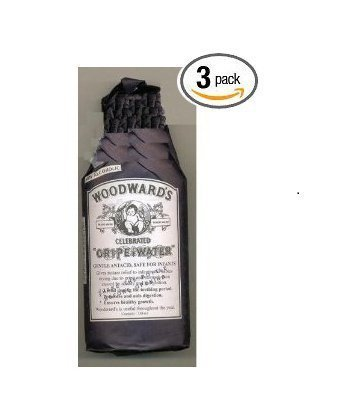 Woodward's Gripe Water 130ml (Pack of 3)