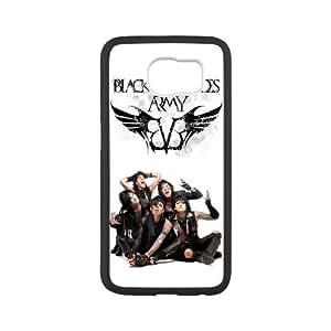Black Veil Brides Custom For Case Iphone 5/5S Cover (Laser Technology)