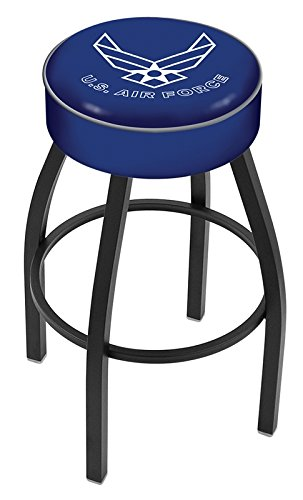 Holland Bar Stool L8B1 United States Air Force Swivel Counter Stool, 25