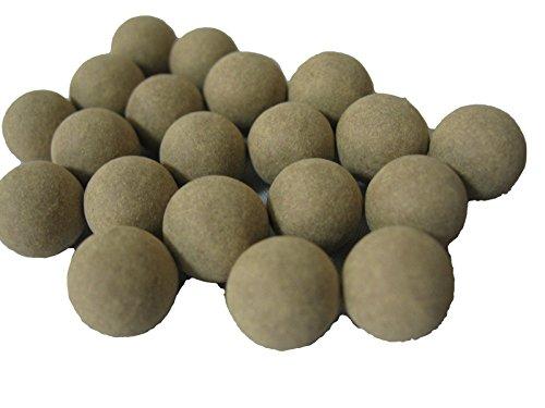 スリングショット 弾 球 パチンコ ゴム 10mm クレイ ボール 玉 カラス 撃退 【Randon】の商品画像