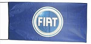 Fiat 3d Bandera de 150x 75cm