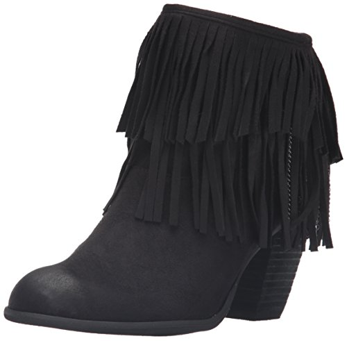 Rated Not Women's Black Auriga Ankle Bootie 0zZqwpY