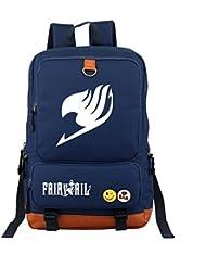 KINOMOTO Japanese Anime Cosplay Canvas Messenger Bag Backpack School Bag