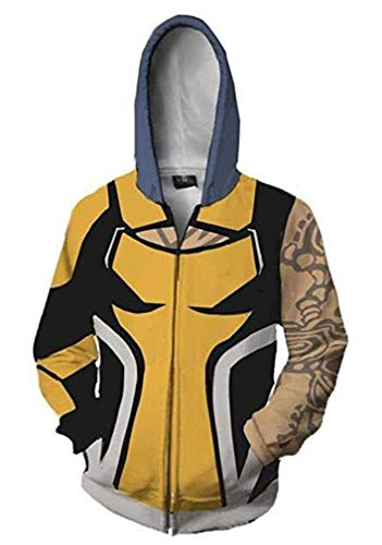 HUHU Borderlands Unisex 3D Printed Hoodie Sweatshirt for sale  Delivered anywhere in Canada