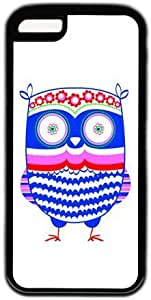 Hipster Owl Theme for iphone 5c Case