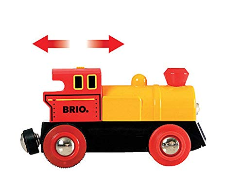 Whybee BRIO 33319 Battery Operated Action Train Railway Trains Age 3-5 years 3 pcs