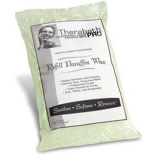 Therabath Refill Paraffin Wax - Eucalyptus Rosemary Mint 24 lbs.