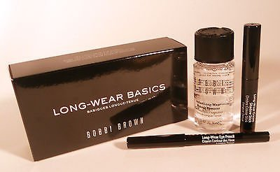 Basic Brown Eye Pencil (Long-Wear Eye Make-Up Basics Set by Bobbi)