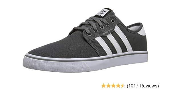 promo code a92de 5c107 Amazon.com   adidas Men s Seeley Skate Shoe   Shoes