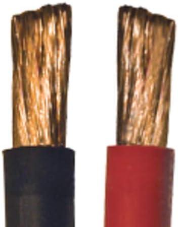 Quick Cable 202206500 Cable de soldadura Quickflex calibre 10 rollo de 500 pies