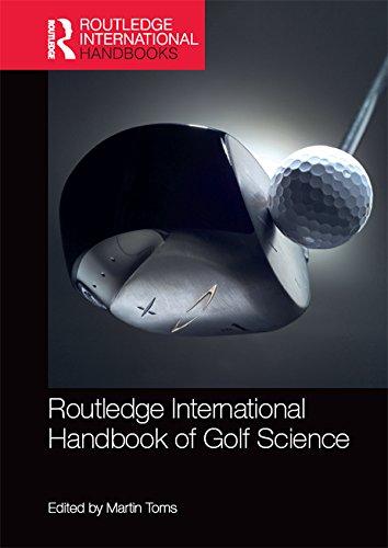 Routledge International Handbook of Golf Science (Routledge International Handbooks) -