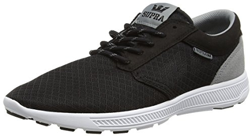 Zapatillas Unisex Schwarz White Run Negro Bgr Grey Adulto Hammer Supra Black 7qwExpp1