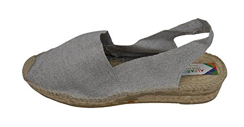 Alpargatus , Espadrilles pour femme gris gris 35 EU - gris - gris, 39