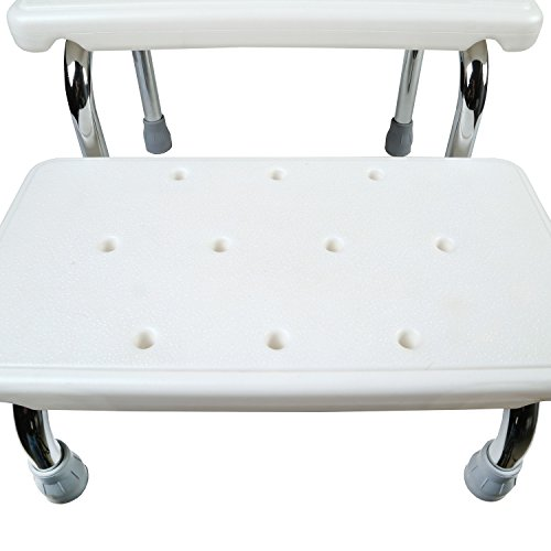 Bath Safety Steps - 2 Stairs - Steel Frame Non-Slip Rubber Feet by SUPPORT PLUS (Image #3)