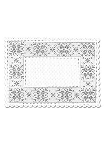Heritage-Lace-Chalet-14-Inch-by-20-Inch-White-Placemat-Set-of-2