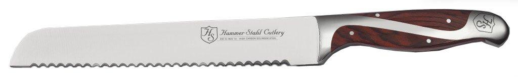 Hammer Stahl Stainless Steel 8 Inch Bread Knife